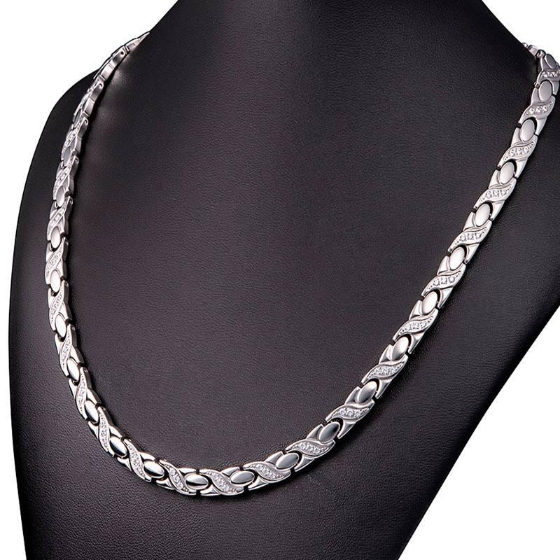 Магнитное ожерелье Женская хитрость