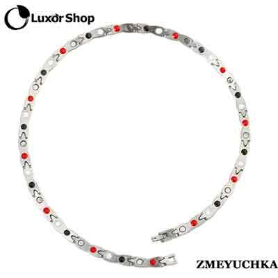 магнитное ожерелье от Люксор