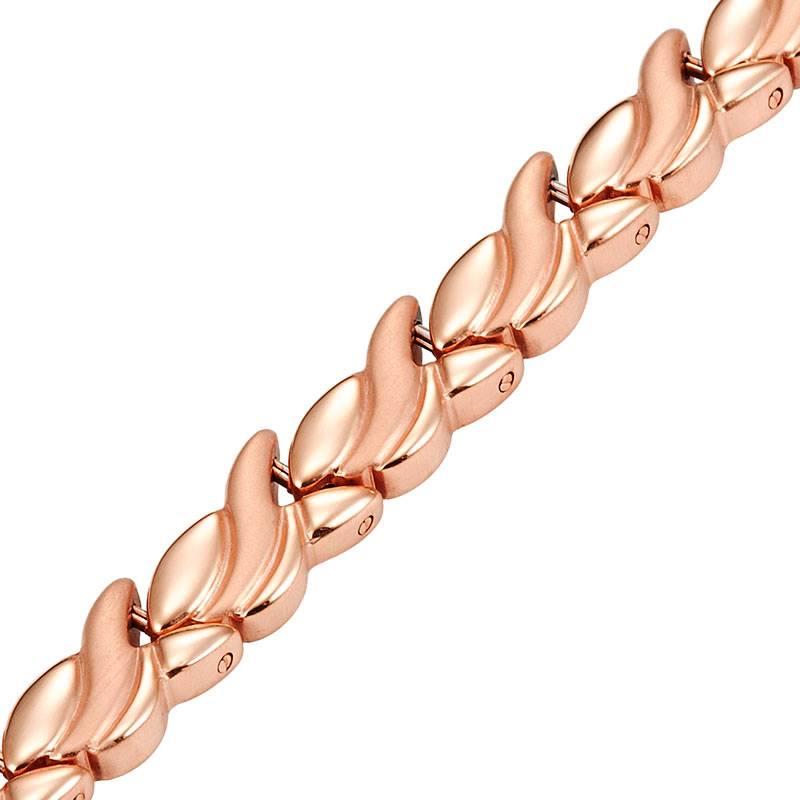 Магнитный браслет Персона Rose Gold