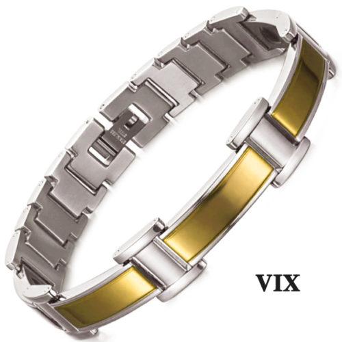 Магнитный браслет Vix Gold