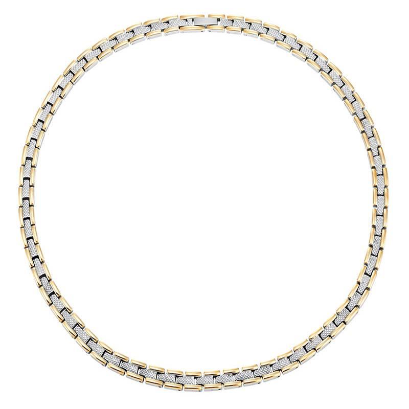Магнитное ожерелье от давления