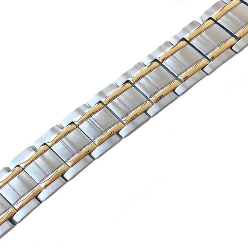 Магнитный браслет Альфа Gold