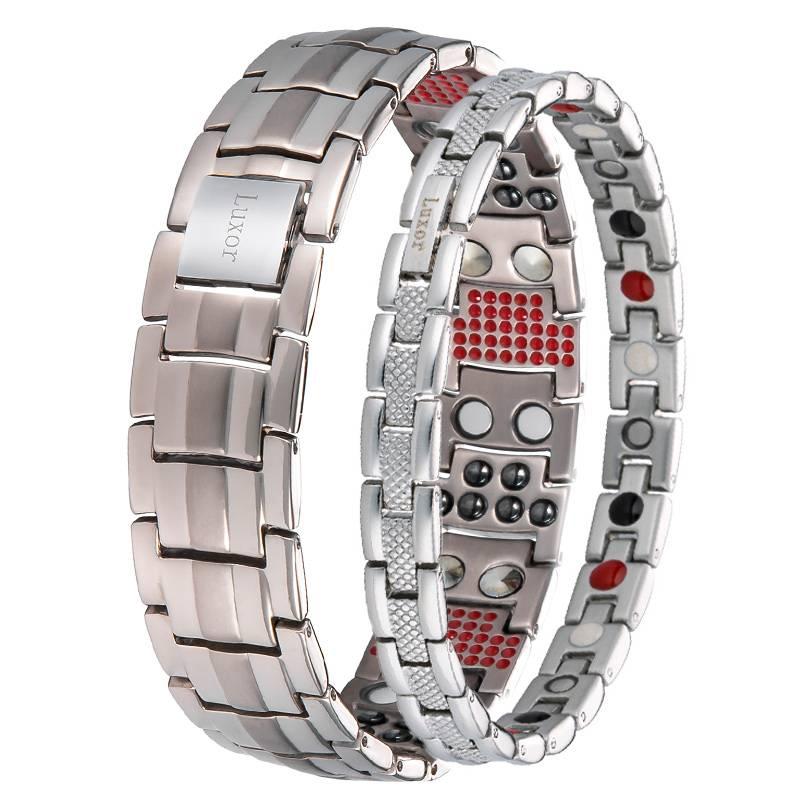 Парные магнитные браслеты Премиум Топ и Noel